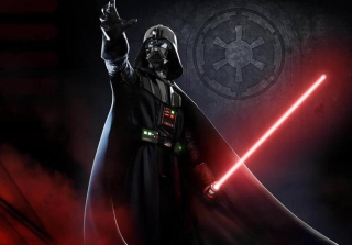 Darth Vader Background for Android, iPhone and iPad