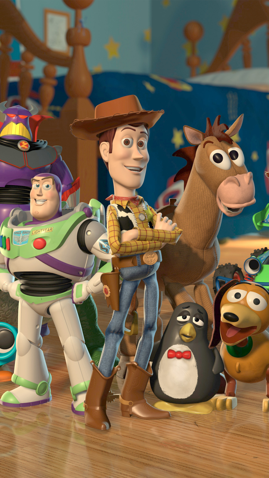 Toy Story Wallpaper for iPhone 6 Plus