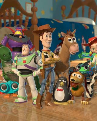 Toy Story - Obrázkek zdarma pro Nokia C3-01
