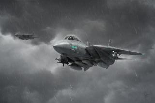 Grumman F 14 Tomcat Interceptor - Obrázkek zdarma pro 1280x720