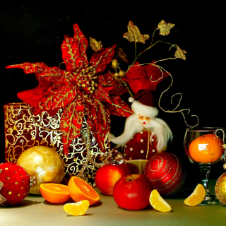 Christmas Still Life - Obrázkek zdarma pro iPad