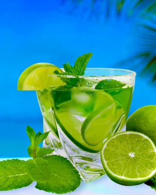 Mojito on Beach - Obrázkek zdarma pro 480x854