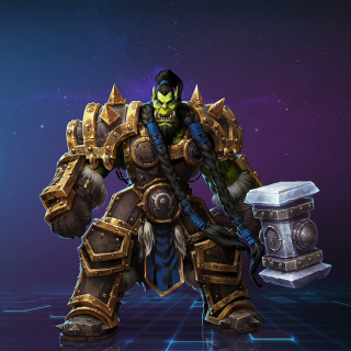 Heroes of the Storm multiplayer online battle arena video game - Obrázkek zdarma pro iPad