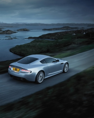 Aston Martin Dbs - Obrázkek zdarma pro Nokia C3-01