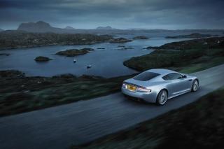 Aston Martin Dbs - Obrázkek zdarma pro LG P500 Optimus One