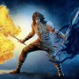 Prince Of Persia 2 Shadow And Flame - Obrázkek zdarma pro iPad 2