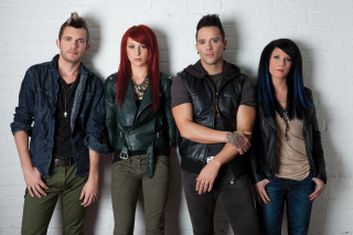 Skillet Music Band Background for Android, iPhone and iPad