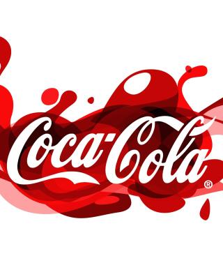 Coca Cola Logo - Obrázkek zdarma pro Nokia X6