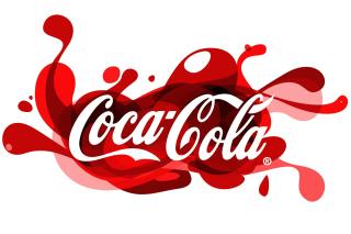 Coca Cola Logo - Obrázkek zdarma pro Android 480x800