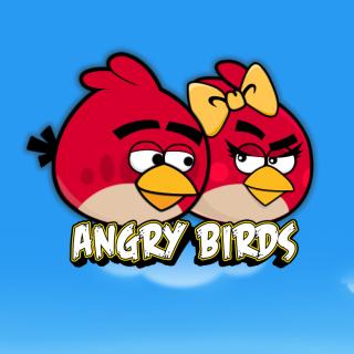 Angry Birds Love - Obrázkek zdarma pro 208x208