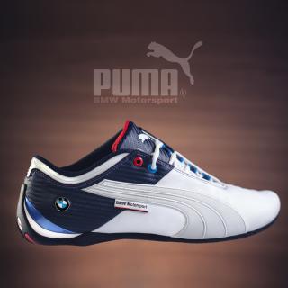 Puma BMW Motorsport - Obrázkek zdarma pro iPad 3