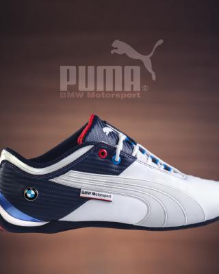 Puma BMW Motorsport - Obrázkek zdarma pro iPhone 5S