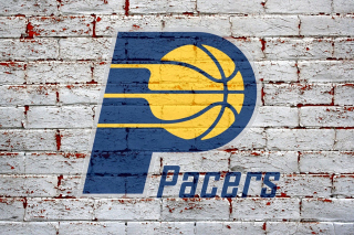 Indiana Pacers NBA Logo Wallpaper for Android, iPhone and iPad