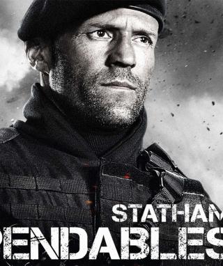 The Expendables 2 - Jason Statham - Obrázkek zdarma pro 1080x1920