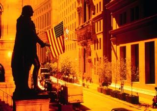 Wall Street - New York USA - Obrázkek zdarma pro 1920x1080
