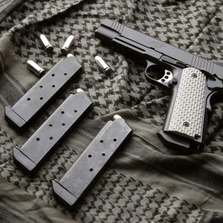 Colt Automatic Pistol M1911 - Obrázkek zdarma pro 128x128