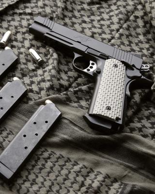 Colt Automatic Pistol M1911 - Obrázkek zdarma pro Nokia Asha 306