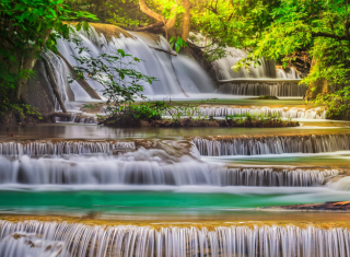 Waterfall Picture for Android, iPhone and iPad