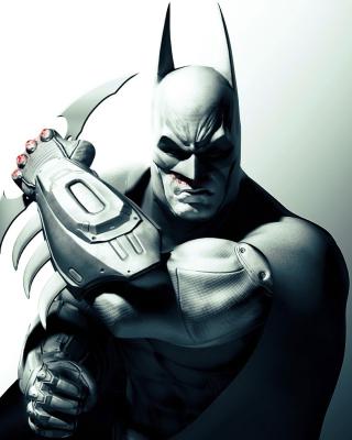 Batman arkham city - Obrázkek zdarma pro 240x400