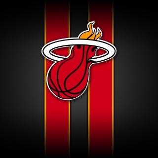 Miami Heat - Obrázkek zdarma pro 208x208