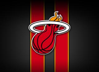 Miami Heat - Obrázkek zdarma pro 1366x768