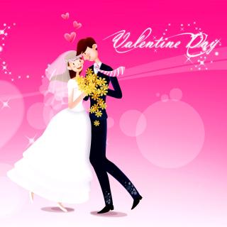 Valentine Day - Obrázkek zdarma pro iPad 3