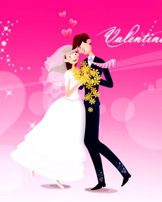 Valentine Day - Obrázkek zdarma pro Nokia X7