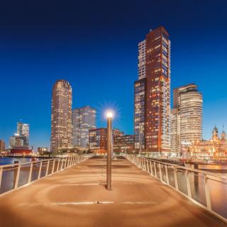 Rotterdam - Obrázkek zdarma pro iPad