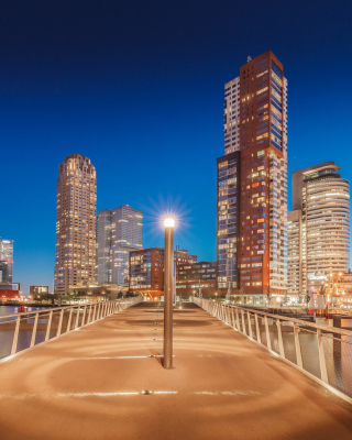 Rotterdam - Obrázkek zdarma pro 352x416