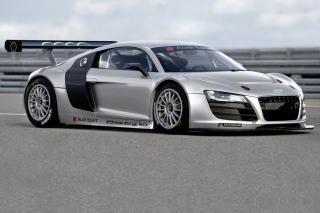 Free Audi R8 GT3 Picture for Android, iPhone and iPad