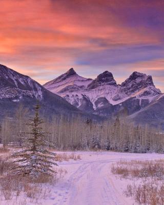 Mont Tremblant, Quebec - Obrázkek zdarma pro 132x176