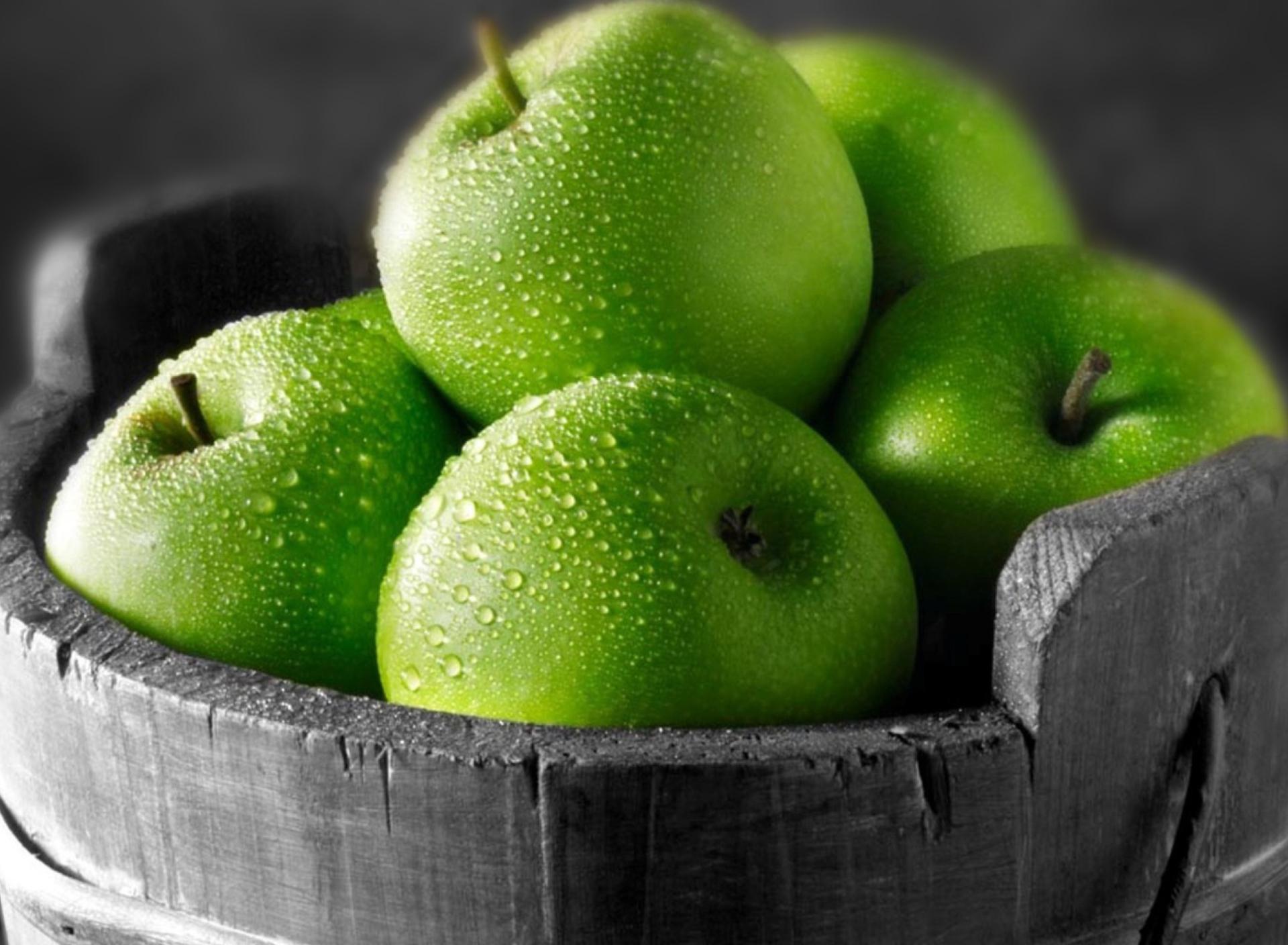 яблоки  № 164302  скачать