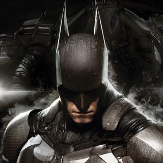 2014 Batman Arkham Knight - Obrázkek zdarma pro iPad 2