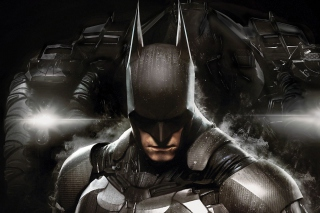 2014 Batman Arkham Knight - Obrázkek zdarma pro 480x360
