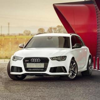 Audi RS6 Quattro - Obrázkek zdarma pro iPad Air