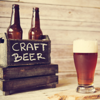 Craft Beer - Obrázkek zdarma pro iPad Air