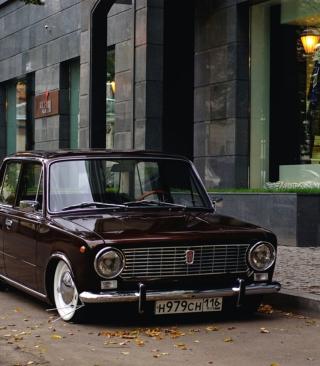 Retro Car VAZ 2101 - Obrázkek zdarma pro 640x960