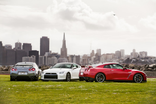 Nissan In City Wallpaper for Android, iPhone and iPad