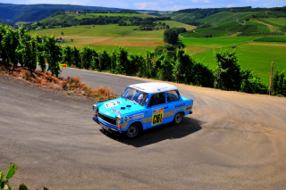 Trabant 601, GDR East Germany Wallpaper for Android, iPhone and iPad