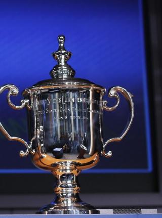 US Open Trophy Tennis - Obrázkek zdarma pro Nokia Asha 202