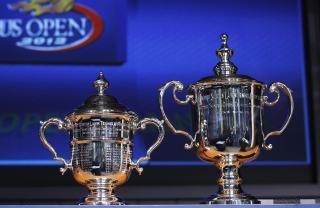 US Open Trophy Tennis - Obrázkek zdarma pro 1680x1050