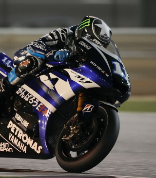 Yamaha MotoGP - Obrázkek zdarma pro iPhone 5