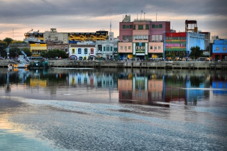 La Boca - Argentina Picture for Android, iPhone and iPad