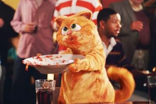 Garfield - Obrázkek zdarma pro 176x144
