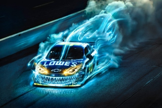 Nascar Sprint Background for Android, iPhone and iPad