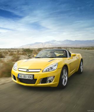 Opel GT - Obrázkek zdarma pro Nokia Asha 300