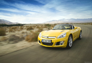 Opel GT - Obrázkek zdarma pro HTC Wildfire