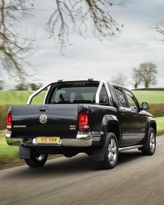 Volkswagen Amarok Pickup Truck - Obrázkek zdarma pro Nokia X2-02