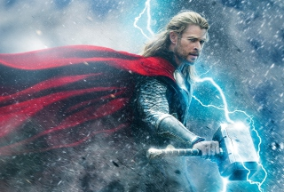 Thor - The Dark World Picture for Android, iPhone and iPad