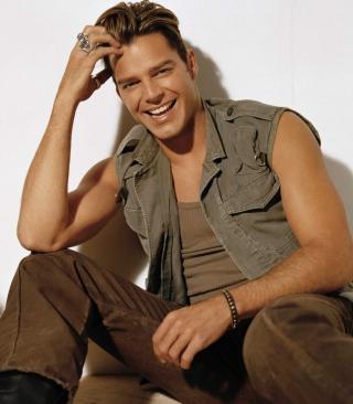 Ricky Martin - Obrázkek zdarma pro 768x1280